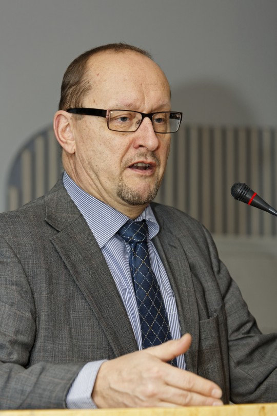 FINLAND: Esa Härmälä, Director-general, Ministry of Employment and the Economy. Helsinki 22.01.13. photo: studiohalas.com