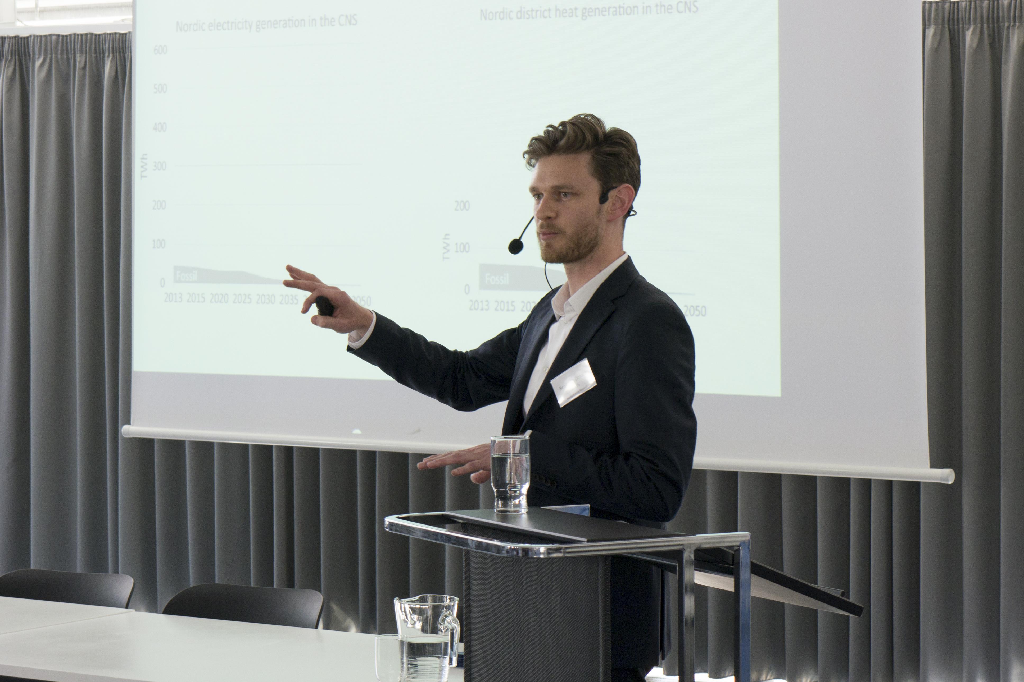 Benjamin Smith, (Nordic Energy Research), Copenhagen 10th of June 2016.